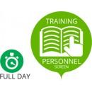 Personnel Scrn Design Course 1 Day